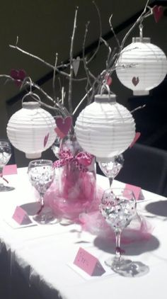 Valentine's Day decor!