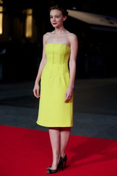 Carey Mulligan in Christian Dior