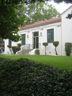 Claremont, CA - Post Office (built 1936)