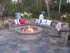 Firepit house-ideas