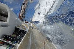 Race to Australia starts today. yacht race, start today, psp logist, australia start, logist lead, clipper round, lead ocean