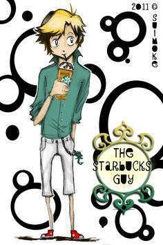 A Starbucks' Guy