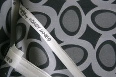 River Rock  ORGANIC from Daisy Janie's Shades of by SewFineFabric, $15.50