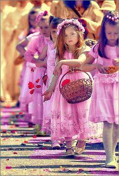 Flower Girls.#YYWBeautyComp