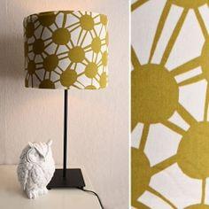 DIY Lampshade cover