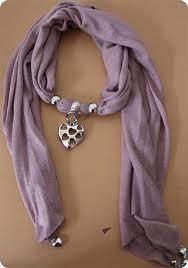 pendant scarves