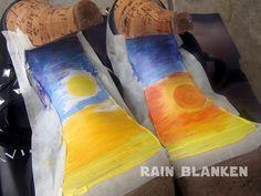 heel tutori, star wars, paint heel