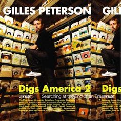 dj gill, dig america, gill peterson, peterson dig, music worth