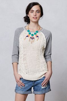 Anthropologie Top. Love.