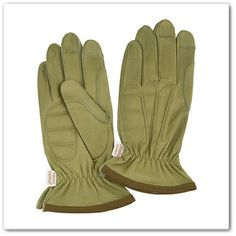 "Our Little Acre: ""Need Garden Gloves?  Here's a Giveaway!""  Angela's Garden gloves and kneepads"
