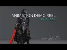 Game Animation Demo Reel 2018 (J-HI) - YouTube