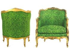 Chair Couture - Grass