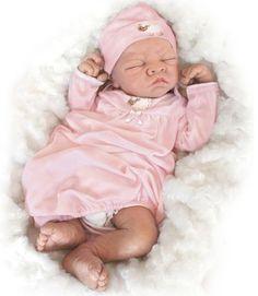 'Little Lamb' Doll from Ashton Drake