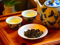 "The superior quality Blue Tea of China ""Tie Guan Yin"""