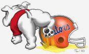 Big G, Little O, Go Bulldogs, Go!