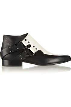 Shop now: MCQ Alexander McQueen ankle boots