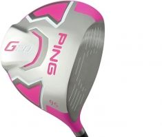 Golf driver: Bubba Watson Pink G20. Order it now from The Great Golf Company!