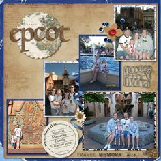 Travel or Epcot