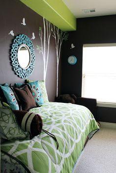 Tween Girl Room idea for N