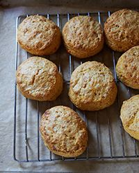 Sweet Potato Biscuits Recipe on Food & Wine