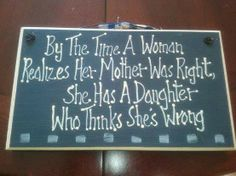 The Funny Moms and Kids Blog: Funny Mother Daughter quotes