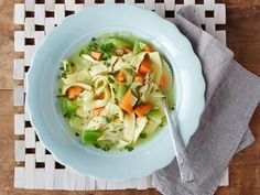 The Pioneer Woman's Chicken and Noodles
