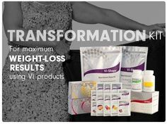 Transform your Body with the 90 Day Body By Vi Transformation Kit