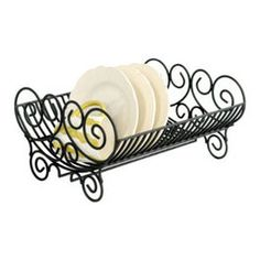 Kitchen Accessories: rack that'll look great on the counter