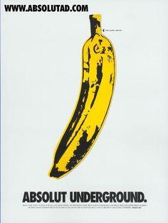 Absolut Underground!