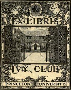 Ivy Club Princeton University