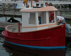 Little Bitts, Mini Tugboat Association