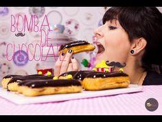 Receita de Bomba de Chocolate e Fondant de Chocolate - O Bigode na Cozinha E10 #ICKFD