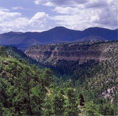 Aerial View of Los Alamos Valley by Los Alamos National Laboratory, via Flickr