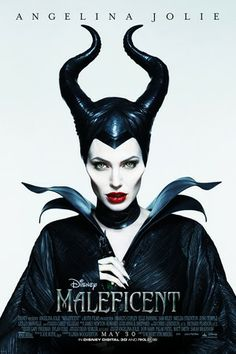 """Angelina Jolie as """"Maleficent,"""" photographed by Mert Alas and Marcus Piggott. [Courtesy Photo]"""