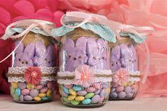 craft, easter smore, bunni smore, gift ideas, easi gift, easter gift, mason jars, easter bunni, easter bunny