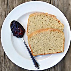 cook's country english muffin bread recipe | via just baked blog
