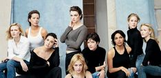 2002: Kirsten Dunst, Kate Beckinsale, Jennifer Connelly, Rachel Weisz, Brittany Murphy, Selma Blair, Rosario Dawson, Christina Applegate, Naomi Watts