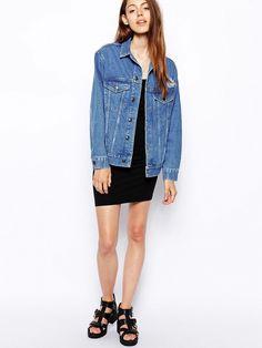 ASOS Denim Jacket // #Shopping