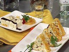 Receta: Necci - Semifreddo de cassatta siciliana
