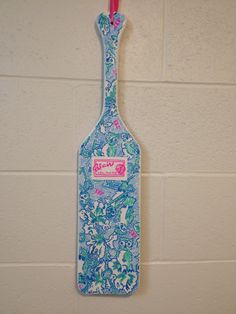 If only Lilly had Sigma Kappa print!