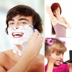 A Puberty Timeline: When to Shave, Buy a Bra, and More. #teens #moms #dads #parenting