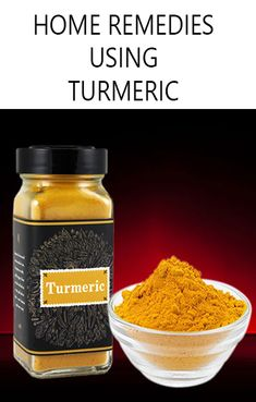 best home remedies using turmeric
