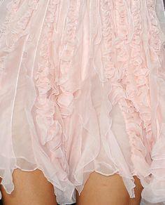pink ruffles♥