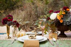 10 Ideas for your Thanksgiving Tabletop