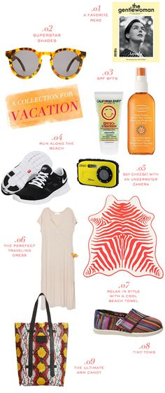 Vacation Mommy Style // HATCH Collection