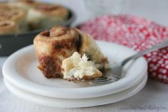 Cinnamon Biscuits - when you don't have time for cinnamon rolls!