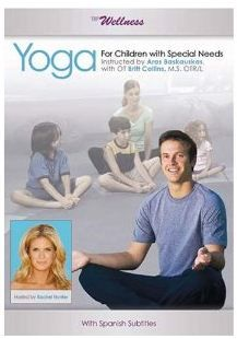 Yoga for Children with Special Needs (DVD) - - Pinned by #PediaStaff.  Visit http://ht.ly/63sNt for all our pediatric therapy pins