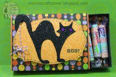 Fun Halloween treat box!
