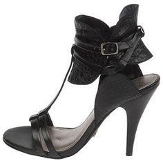 Fergie Jigsawed Sandals