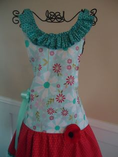 apron...frilly
